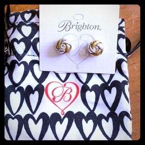 Brighton Love me Knot earrings